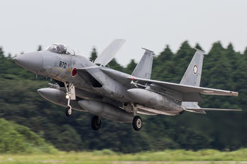 62-8870 - Japan - Air Self Defence Force Mitsubishi F-15J
