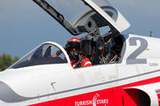 71-3052 - Turkey - Air Force : Turkish Stars Canadair NF-5B aircraft