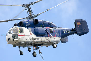 EC-JSQ - INAER Kamov Ka-32 (all models)