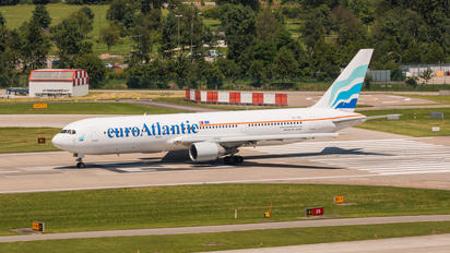 CS-TRN - Euro Atlantic Airways Boeing 767-300ER