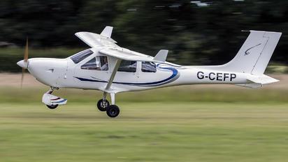 G-CEFP - Private Jabiru J430