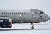 VQ-BAZ - Aeroflot Airbus A320 aircraft