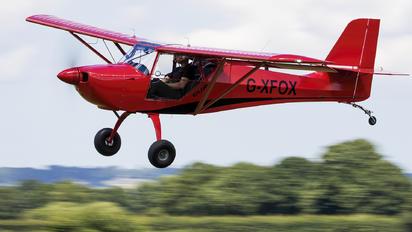 G-XFOX - Private Aeropro Eurofox 912