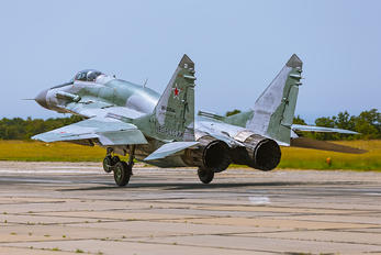 RF90844 - Russia - Air Force Mikoyan-Gurevich MiG-29SMT