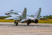 RF90844 - Russia - Air Force Mikoyan-Gurevich MiG-29SMT aircraft