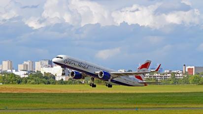 F-HAVI - British Airways - Open Skies Boeing 757-200WL
