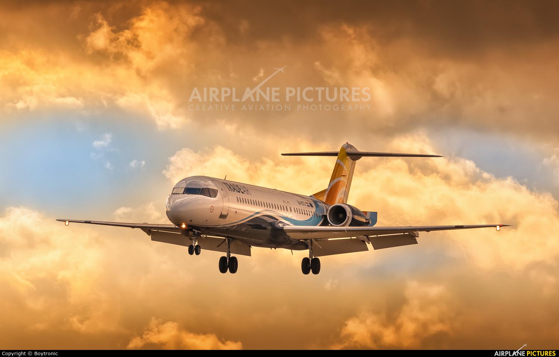 Trade Air 9A-BTD aircraft at Zagreb