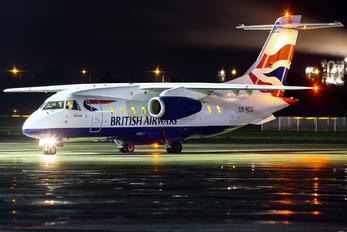 OY-NCU - British Airways - Sun Air Dornier Do.328JET