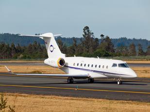 M-ISTY - Hampshire Aviation Ltd Gulfstream Aerospace G280