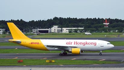 B-LDH - Air Hong Kong Airbus A300F