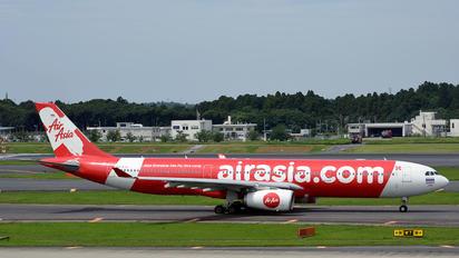 HS-XTD - AirAsia X Airbus A330-300