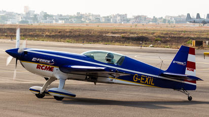 G-EXIL - Private Extra 300S, SC, SHP, SR