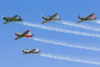 - - P3 Flyers Ticino Pilatus P-3