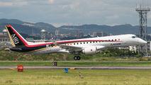 JA21MJ - Mitsubishi Aircraft Corporation Mitsubishi MRJ90 aircraft