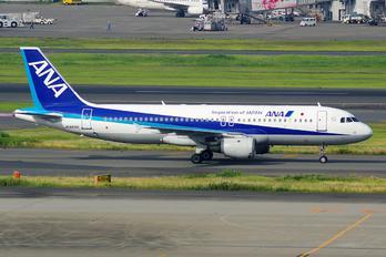 JA8609 - ANA - All Nippon Airways Airbus A320