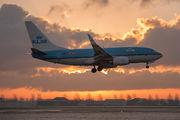 PH-BGH - KLM Boeing 737-700 aircraft
