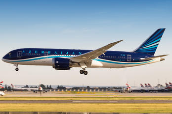 VP-BBR - Azerbaijan Airlines Boeing 787-8 Dreamliner