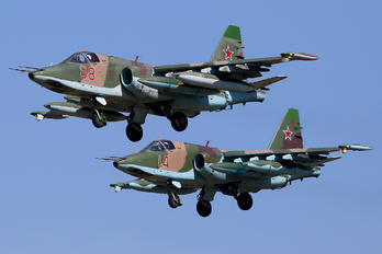 RF-91977 - Russia - Air Force Sukhoi Su-25SM