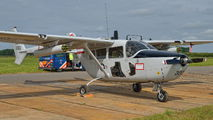 N590D - Private Cessna O-2A aircraft
