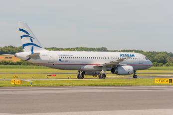 SX-DGR - Aegean Airlines Airbus A320
