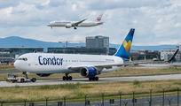D-ABUL - Condor Boeing 767-300ER aircraft