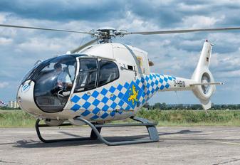 D-HBIO - Private Eurocopter EC120B Colibri