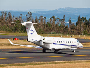 M-ISTY - Hampshire Aviation Ltd Gulfstream Aerospace G280