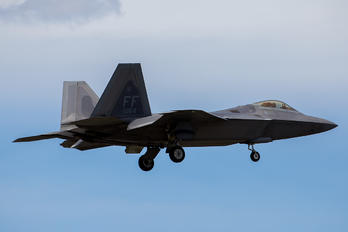 08-4164 - USA - Air Force Lockheed Martin F-22A Raptor