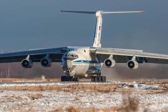 RA-78831 - Russia - Air Force Ilyushin Il-76 (all models)