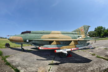 6021 - Hungary - Air Force Mikoyan-Gurevich MiG-21bis