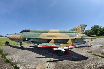 6021 - Hungary - Air Force Mikoyan-Gurevich MiG-21bis