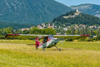 9A-SIN - Aeroklub SPLIT American Champion 8GCBC Scout