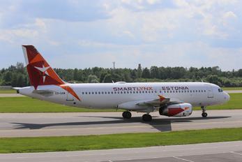ES-SAM - SmartLynx Estonia Airbus A320