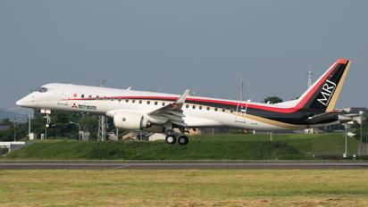 JA21MJ - Mitsubishi Aircraft Corporation Mitsubishi MRJ90