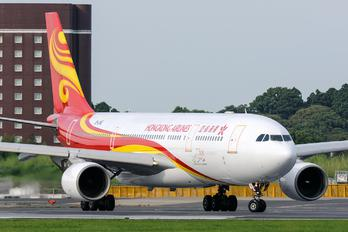B-LNE - Hong Kong Airlines Airbus A330-200