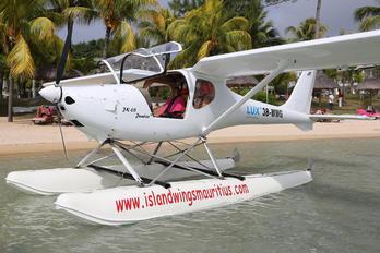 3B-WWG - Island Wings Mauritius Ekolot JK-05 Junior