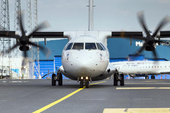 OH-ATN - NoRRA - Nordic Regional Airlines ATR 72 (all models)