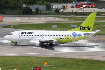 YL-BBN - Air Baltic Boeing 737-500