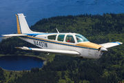 N4451W - Private Beechcraft 33 Debonair / Bonanza aircraft