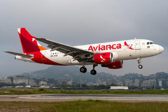 PR-AVD - Avianca Brasil Airbus A319