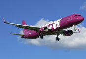 TF-MOM - WOW Air Airbus A321 aircraft