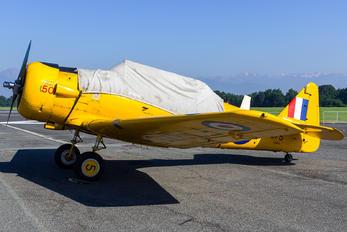 G-BWUL - Private North American Harvard/Texan (AT-6, 16, SNJ series)
