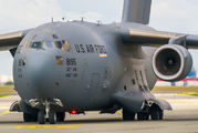 08-8195 - USA - Air Force Boeing C-17A Globemaster III aircraft