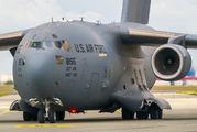 08-8195 - USA - Air Force Boeing C-17A Globemaster III aircraft