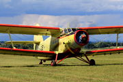 OK-GIB - Aeroklub Czech Republic Antonov An-2 aircraft