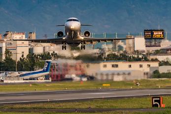 JA209J - J-Air Canadair CL-600 CRJ-200