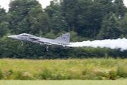 289 - Sweden - Air Force SAAB JAS 39C Gripen aircraft