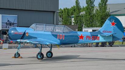PH-DTM - Private Yakovlev Yak-52