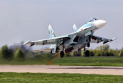RF-95251 - Russia - Air Force Sukhoi Su-27SM aircraft