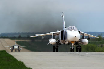 RF-92246 - Russia - Air Force Sukhoi Su-24M